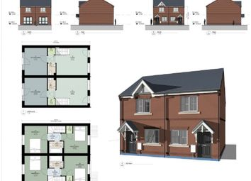 Thumbnail 2 bed semi-detached house for sale in Bosworth Avenue, Sunnyhill, Derby