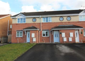 Thumbnail 2 bedroom terraced house for sale in Newquay Drive, Wrexham