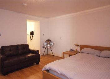 Thumbnail  Studio to rent in Cornwall Crescent, London