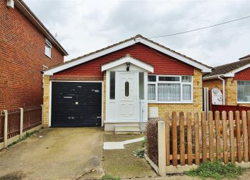 Thumbnail 2 bed detached bungalow for sale in Coniston Road, Canvey Island