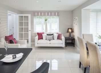 "Thumbnail 4 bed detached house for sale in ""Cornell"" at Hyde End Road, Spencers Wood, Reading"