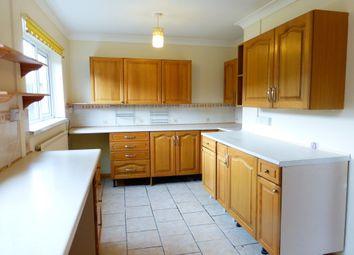 Thumbnail 2 bed semi-detached house to rent in Darren Las, Merthyr Vale, Merthyr Tydfil