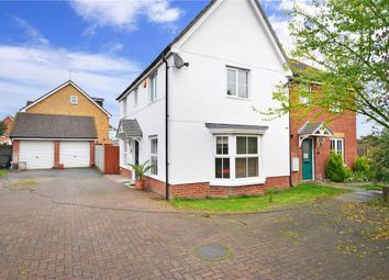 Thumbnail 4 bed semi-detached house for sale in Tresco Way, Wickford, Essex