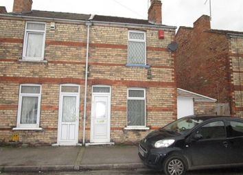 Thumbnail 3 bed terraced house to rent in Salisbury Street, Gainsborough