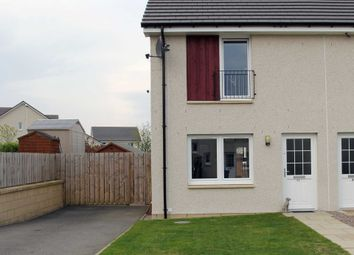 Thumbnail 2 bedroom semi-detached house for sale in Spey Avenue, Inverness