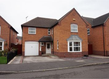 Thumbnail 4 bed detached house for sale in Ryton Way, Hilton
