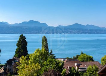 Thumbnail 5 bed apartment for sale in Pully, Vaud, CH