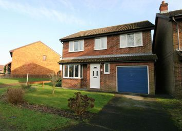 Thumbnail 4 bedroom detached house for sale in Pennycress, Locks Heath, Hampshire