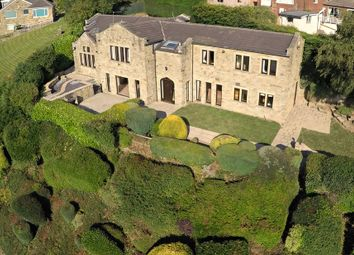 Thumbnail 5 bed detached house for sale in Common End Lane, Lepton, Huddersfield