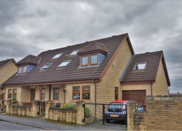 Thumbnail 4 bed semi-detached house for sale in Manor Row, Bradford