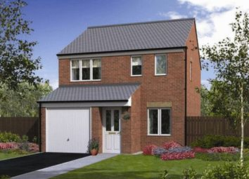Thumbnail 3 bed detached house for sale in The Rufford At The Fairways, Burringham Road, Scunthorpe