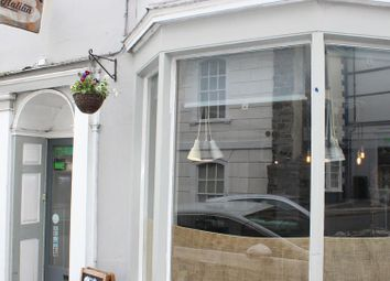 Thumbnail Restaurant/cafe for sale in 21 Bridgeland Street, Bideford, Devon