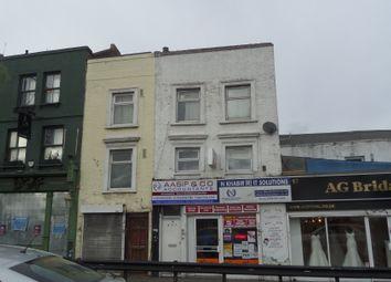 Thumbnail 1 bedroom flat to rent in Leytonstone Road, Stratford