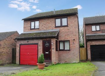 Thumbnail 3 bedroom detached house for sale in Child Street, Lambourn, Hungerford