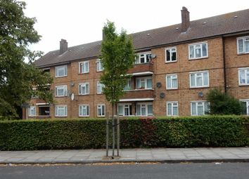 Thumbnail 2 bed flat to rent in Cranleigh Gardens, Southall, Middlesex