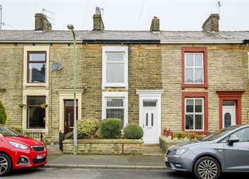 Thumbnail 2 bed terraced house for sale in Oswald Street, Oswaldtwistle, Lancashire