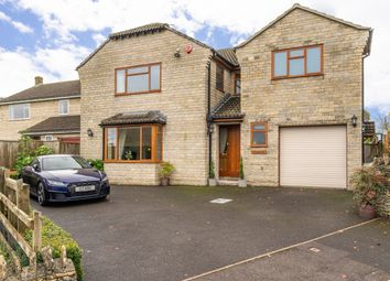 Thumbnail 4 bed detached house for sale in Toll Down Way, Burton, Chippenham