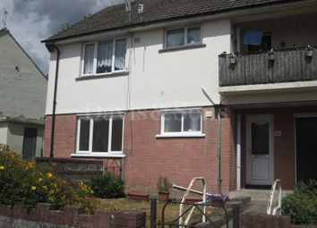 Thumbnail 2 bed flat to rent in Lloyd Avenue, Crumlin, Newport.