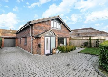 Thumbnail 4 bedroom detached house for sale in Burghclere, Berkshire