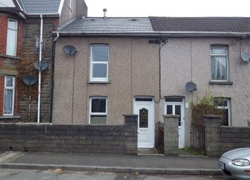 Thumbnail 2 bed property to rent in Danygraig Road, Risca, Newport.