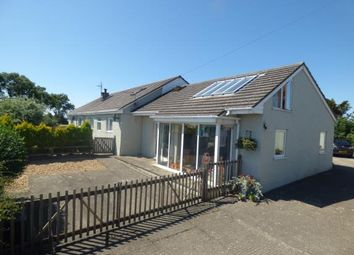 Thumbnail 4 bed equestrian property for sale in Lon Bachau, Coedana, Llannerch-Y-Medd, Sir Ynys Mon