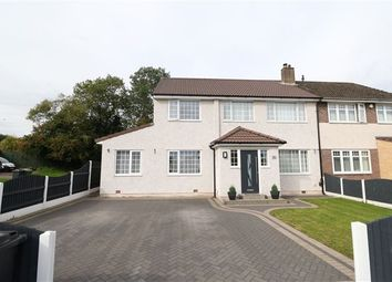 Thumbnail 5 bed semi-detached house for sale in Kirkstead Road, Carlisle, Cumbria