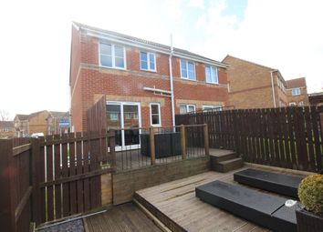 Thumbnail 2 bed semi-detached house for sale in Balmoral Drive, Stanley