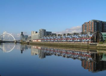 Thumbnail 2 bed flat for sale in Lancefield Quay, Flat 8, Finnieston, Glasgow