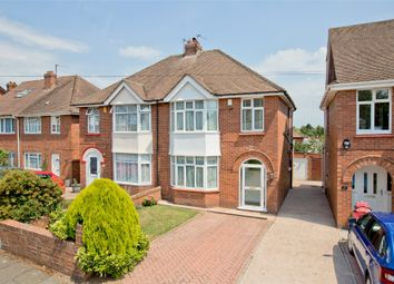 Thumbnail 3 bedroom semi-detached house for sale in East Avenue, Exeter