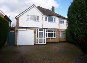 Thumbnail 5 bed detached house to rent in Braemar Road, Sutton Coldfield, West Midlands