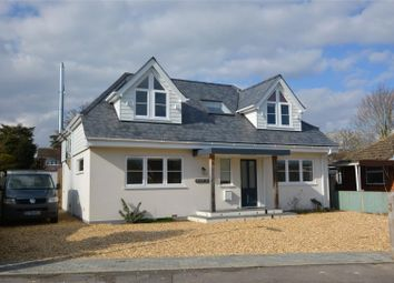 Thumbnail 4 bed detached house for sale in Springfield Close, Lymington, Hampshire