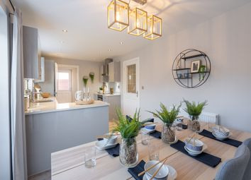 "Thumbnail 4 bed detached house for sale in ""The Chedworth"" at Riber Drive, Chellaston, Derby"