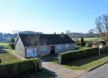 Thumbnail 4 bed detached bungalow for sale in Woolsthorpe Road, Woolsthorpe By Colsterworth, Grantham