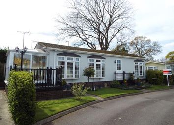 Thumbnail 2 bedroom mobile/park home for sale in St. James Park, New Road, Featherstone, Wolverhampton