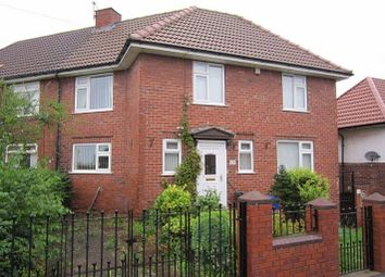 Thumbnail 2 bed semi-detached house to rent in Windsor St, Thurnscoe, Rotherham
