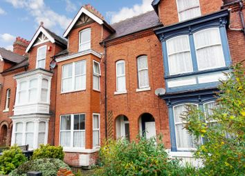 Thumbnail 5 bed town house for sale in Clifton Road, Rugby