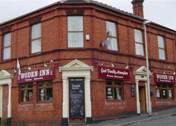 Thumbnail Pub/bar for sale in Woden Inn, 25 Church Hill, Wednesbury, West Midlands
