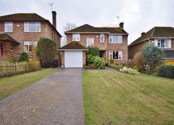 Thumbnail 3 bed detached house for sale in Summercourt Drive, Ravenshead, Nottingham