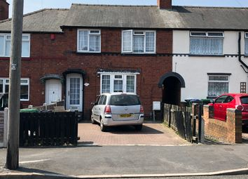 Thumbnail 3 bed terraced house to rent in Hollydale Road, Rowley Regis