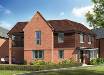 Thumbnail 3 bed detached house for sale in Scholars Grange, New Road, Swanmore