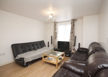 Thumbnail 2 bed flat to rent in Hevingham Drive, Romford, London