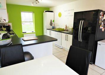 4 bed end terrace house for sale in Langridge Circle, Watlington, King's Lynn PE33