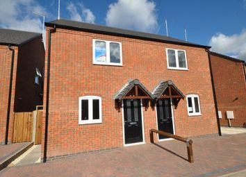 Thumbnail 2 bed semi-detached house to rent in Nelson Street, Burton-On-Trent
