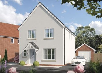 Thumbnail 4 bed detached house for sale in St James Mews, Wotton Road, Charfield