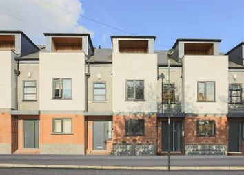 Thumbnail 3 bed town house for sale in Sceptre Street, Sherwood, Nottinghamshire
