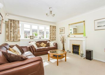Thumbnail 4 bed detached house for sale in Crane Ley Road, Groby, Leicester