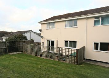 Thumbnail 2 bed flat for sale in Trewidden Court, Truro, Cornwall
