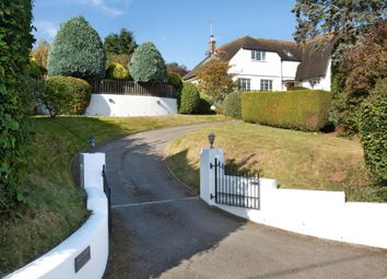 Thumbnail 5 bed detached house to rent in Higher Ringmore Road, Shaldon, Devon