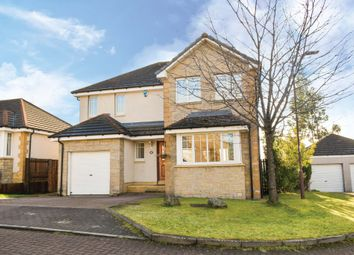 Thumbnail 4 bedroom detached house for sale in Macalpine Court, Tullibody, Stirling