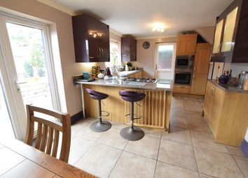 Thumbnail 3 bedroom semi-detached house for sale in Knightsbridge Road, Messingham, Scunthorpe